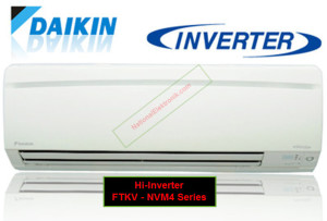 AC Daikin Hi-Inverter FTKV series