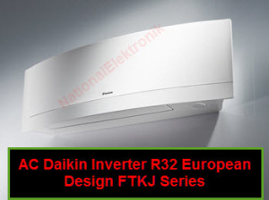 AC Daikin Inverter R32 European Design